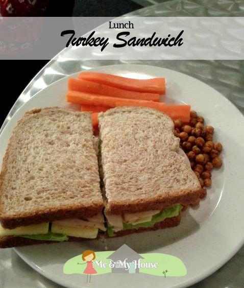 Turkey Sandwich